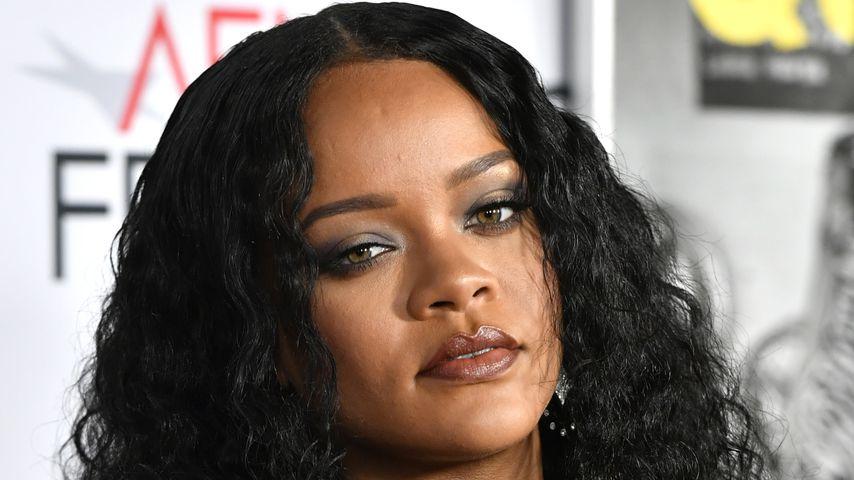 Rihanna im November 2019