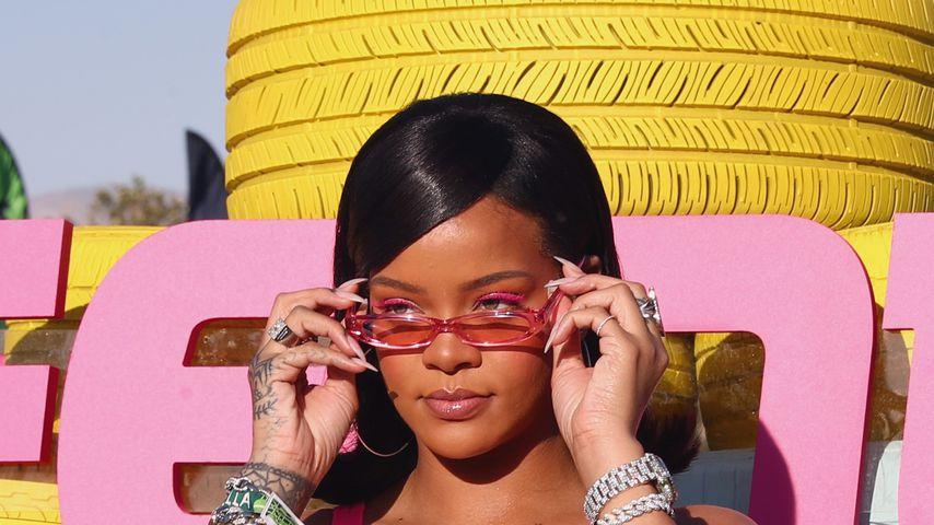 Rihanna beim Coachella Festival