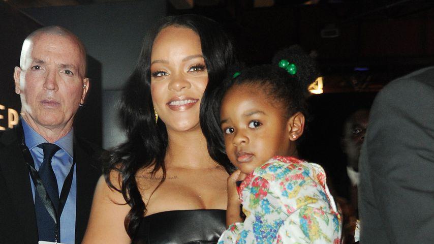 Vier Jahre Majesty: Süße Grüße zum B-Day von Tante Rihanna!