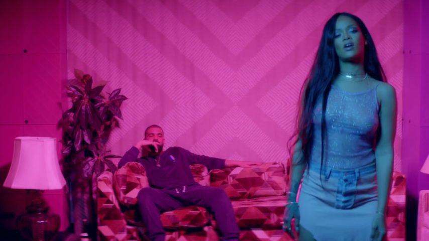"""Rihanna und Drake im Musikvideo zu """"Work"""""""