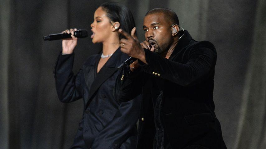 Brit Awards: Rihanna wird aus der Show gekickt!