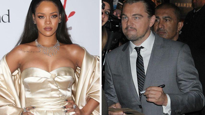 Wegen Knutsch-Pics mit Rihanna: Kein Oscar für Leo DiCaprio?