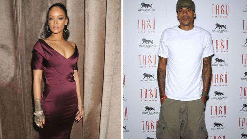 Rihanna: Datet sie jetzt Basketballspieler Matt Barnes?