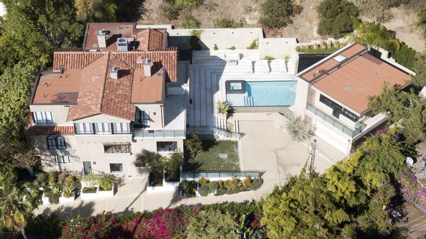 Rihannas Villa in den Hollywood Hills