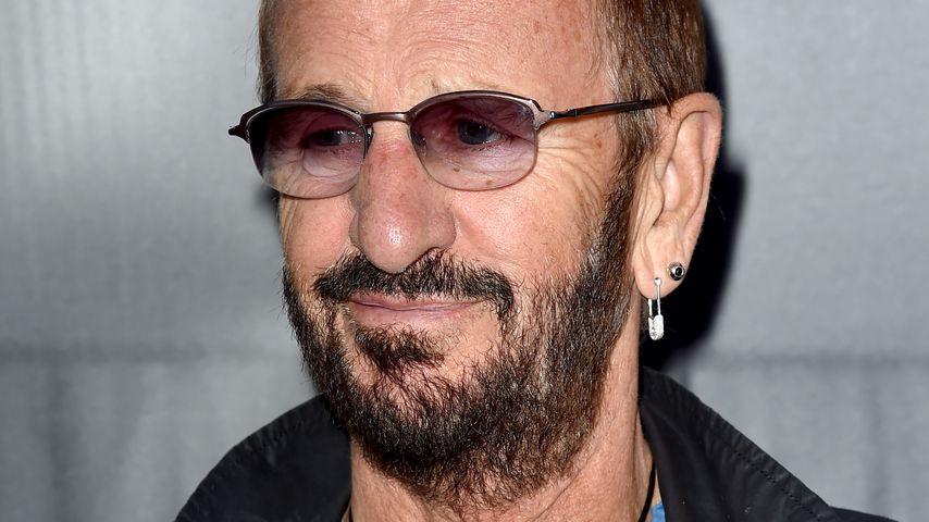 Ringo Starr bei einem Event in L.A. im September 2015