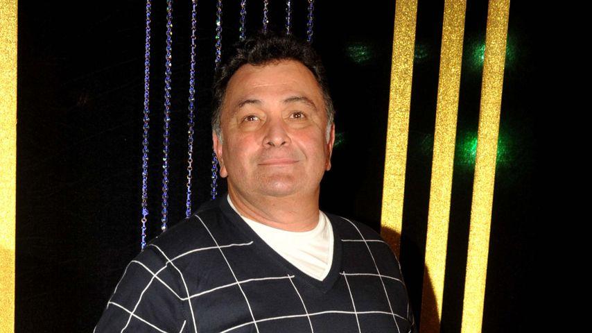 Rishi Kapoor im September 2013 in Mumbai