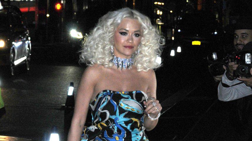 Rita Ora bei der Hochzeit von Marc Jacobs