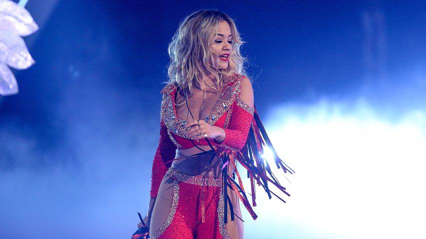 "Sängerin Rita Ora beim ""Germany's next Topmodel""-Finale 2018"