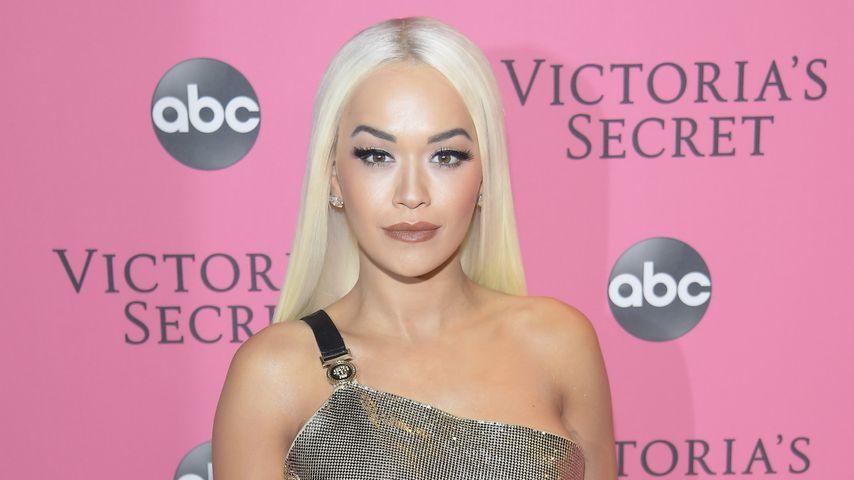 Rita Ora bei der Victoria's Secret-Show 2018