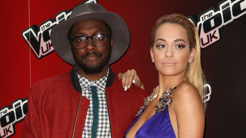 Rita Ora und Will.i.am