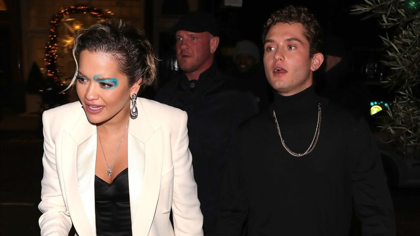 Rita Ora und Rafferty Law im Dezember 2019 in London