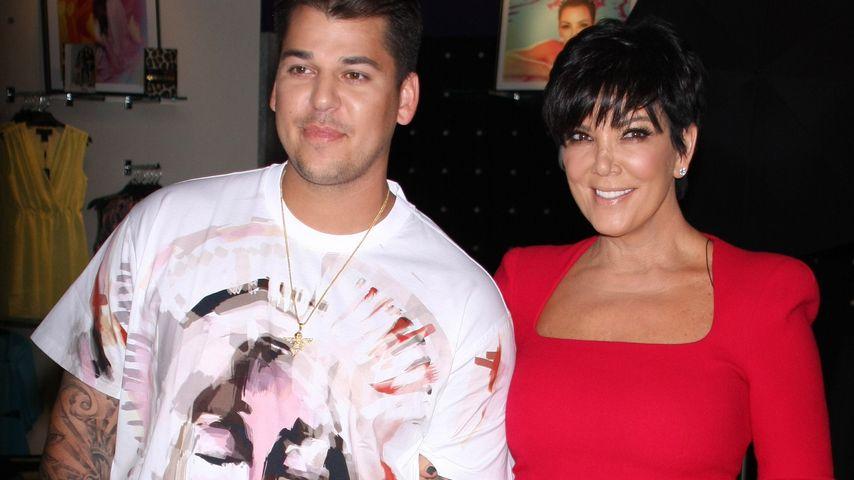 Kris Jenner hat Angst: Wird Rob Kardashian sterben?
