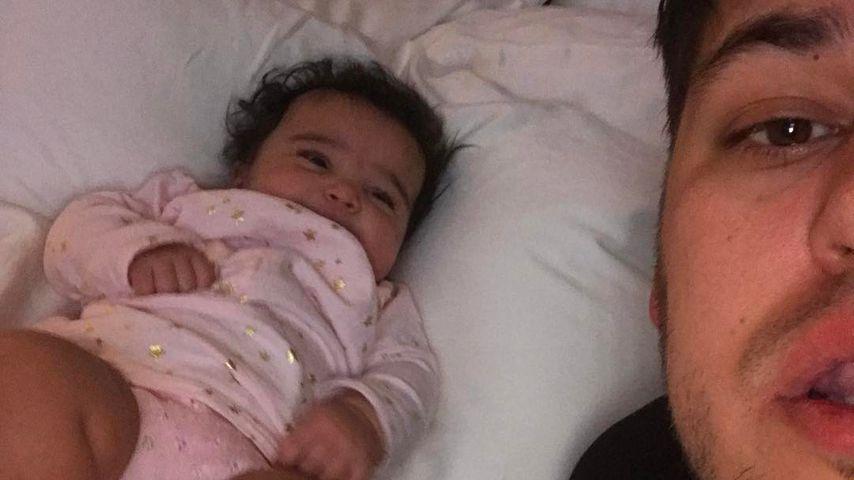 Nach Trennung: Rob Kardashian hat nur noch Töchterchen Dream