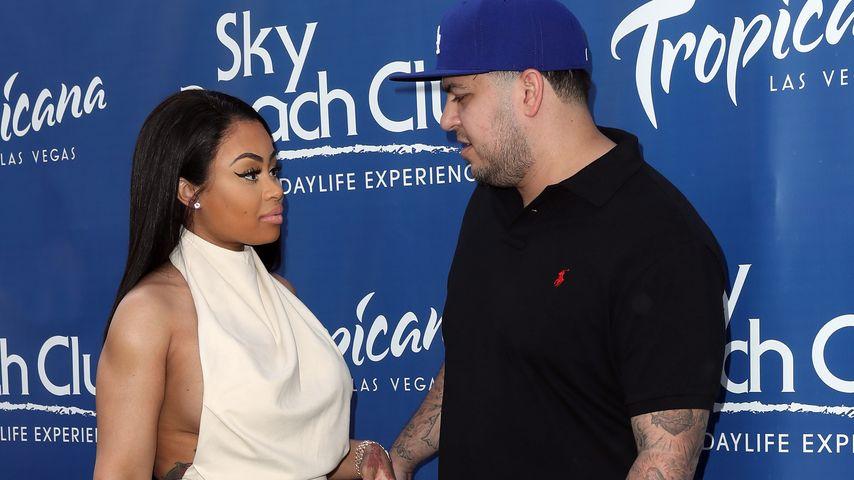 Supergau? So steht's um Blac Chyna & Rob Kardashian!