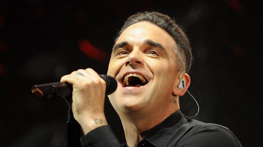 Robbie Williams im Dezember 2016
