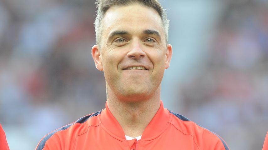 "Robbie Williams an DFB-Elf: ""Wir sehen uns im Finale!"""