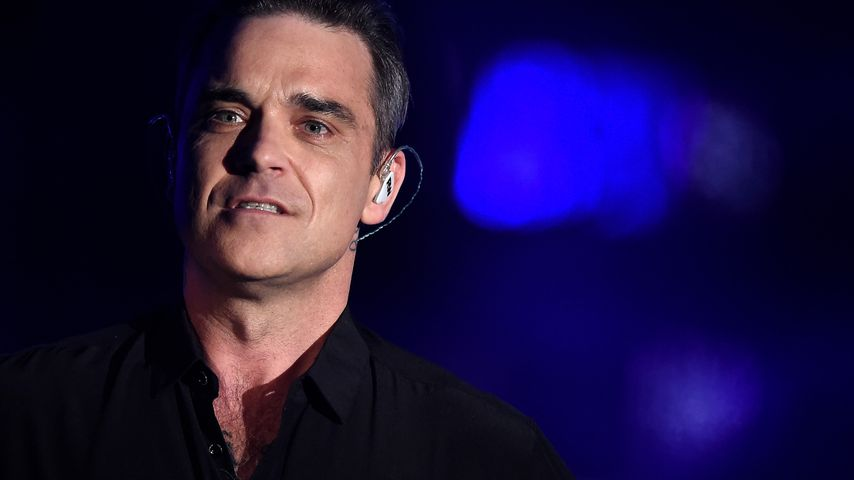 Robbie Williams, Performance beim RTL-Jahresrückblick 2016