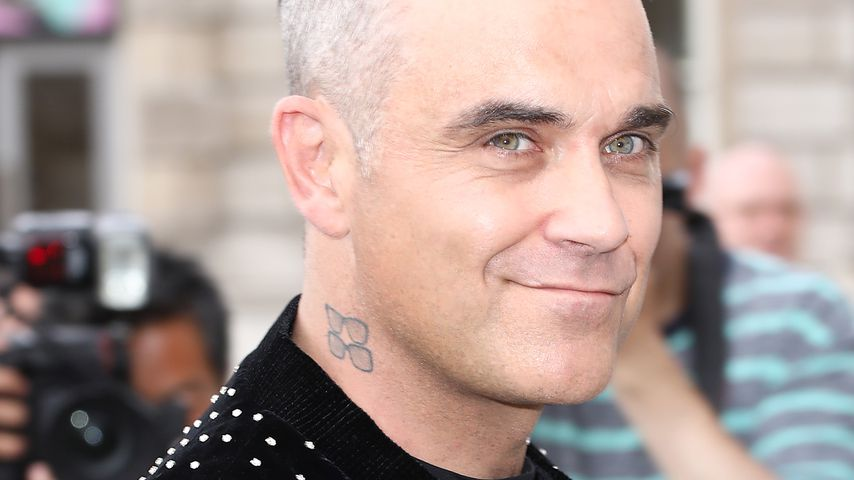 Robbie Williams im Juli 2018