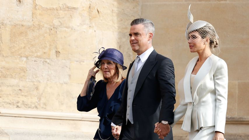 Robbie Williams & Ayda: Lustige Tanz-Moves im Leo-Look!