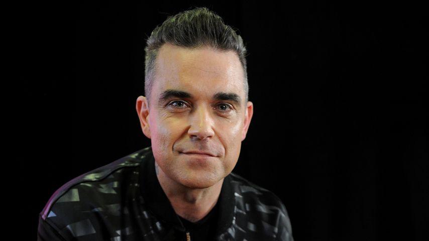 Robbie Williams, 2016