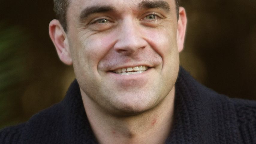 """Superstar Robbie Williams: """"Eine Gurke, was ist das?"""""""