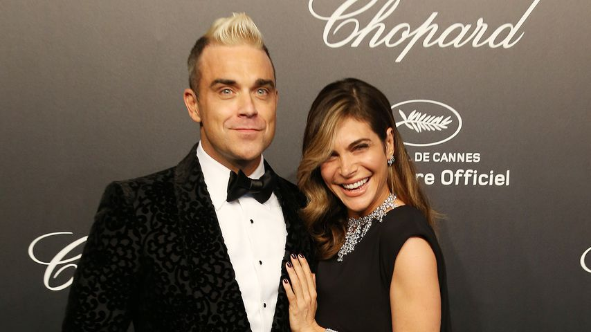 "Wegen ""X Factor"": Droht Robbie Williams & Ayda Ehe-Krise?"