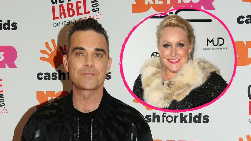 Robbie Williams: Dramatische Trennung bei seinem Vater