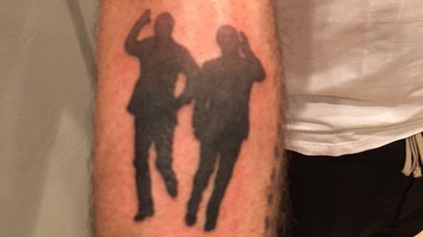 Frisch gestochen: User rätseln über Robbies neue Tattoos