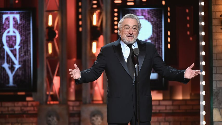 Robert de Niro bei den Tony Awards