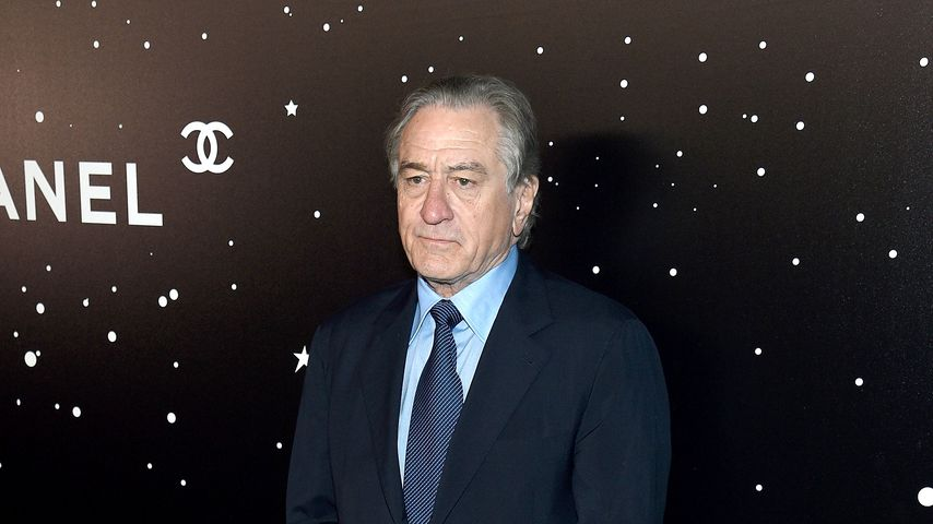 Robert De Niro im November 2018