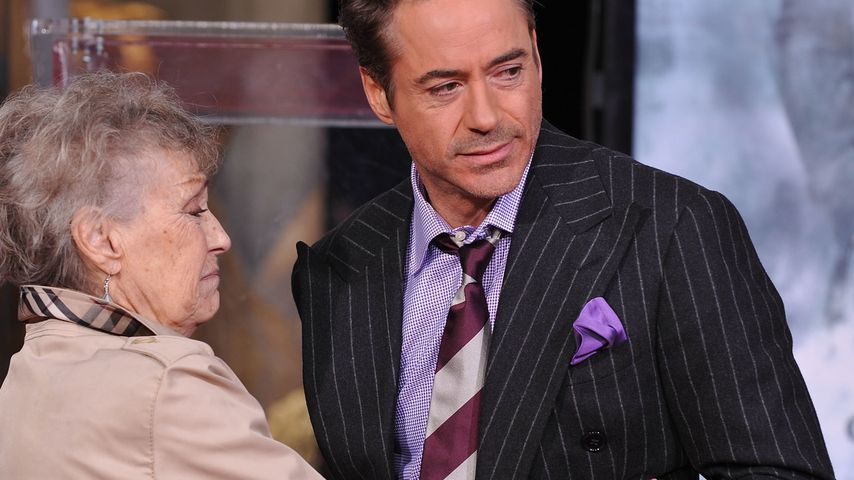 Mutter gestorben: Robert Downey Jr. trauert