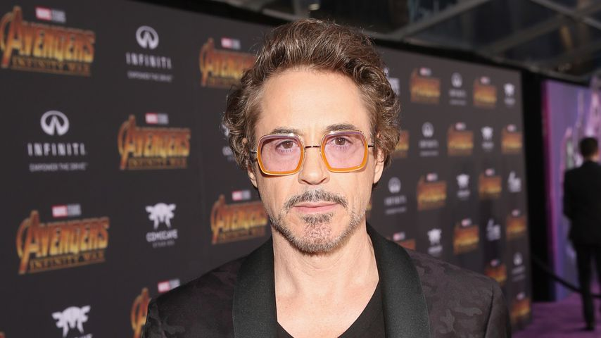 "Robert Downey Junior bei der ""Avengers: Infinity War""-Weltpremiere"