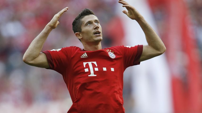 lewandowski 5 tore in 9 minuten