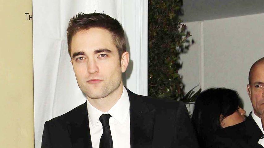 Sammelwut! Ist Robert Pattinson etwa ein Messie?