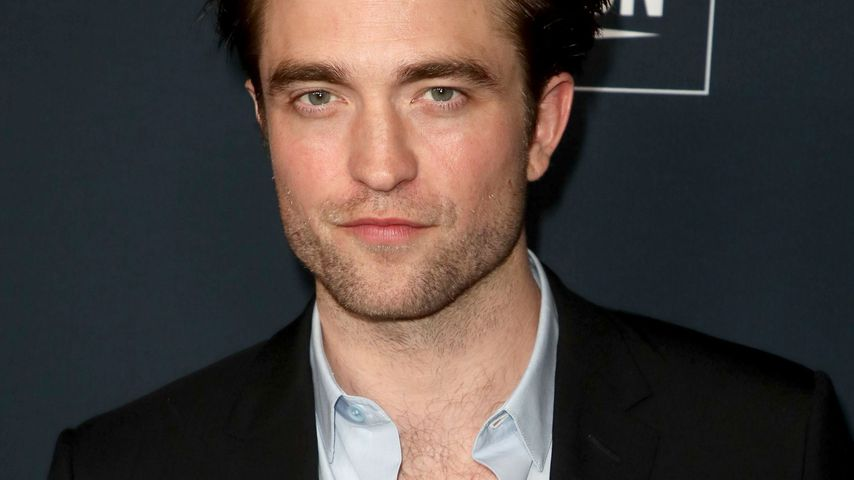 Robert Pattinson bei der Go Gala in Hollywood im November 2019
