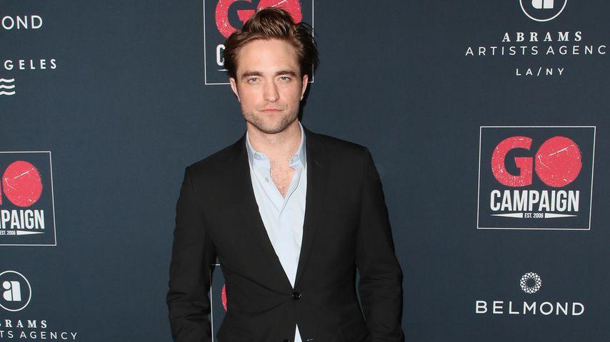 Robert Pattinson im November 2019