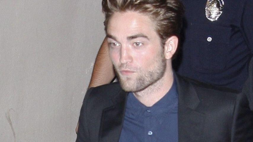 Welche Unterhosen trägt Robert Pattinson?