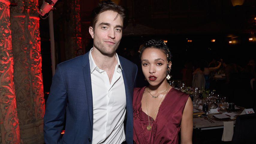Robert Pattinson und FKA Twigs auf der L.A. Dance Project's Annual Gala 2016
