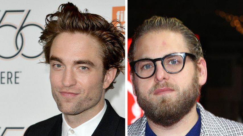 Mit Robert Pattinson: Macht Jonah Hill beim Batman-Film mit?
