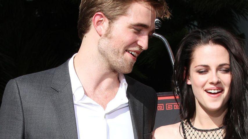 Robert Pattinson wohnt wieder mit Kristen zusammen