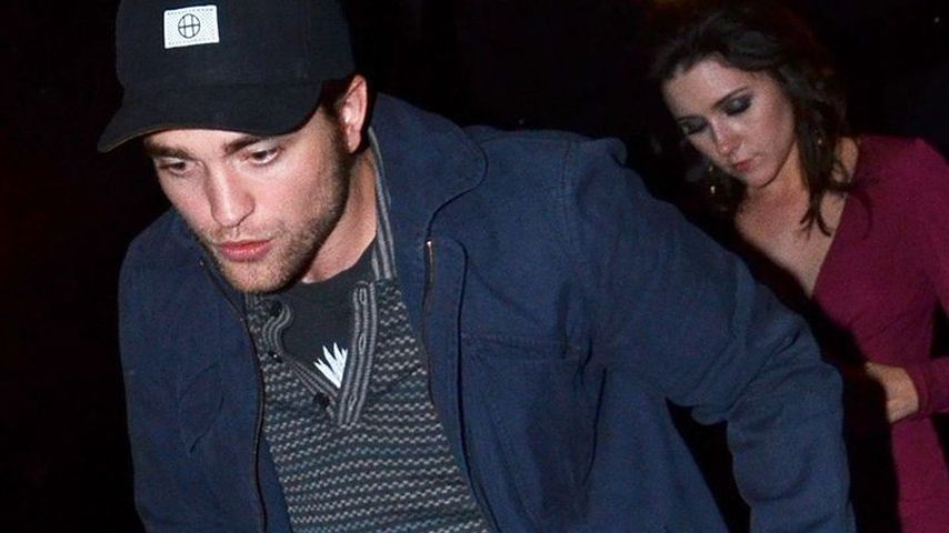 Robert Pattinson: Kein Einlass in den VIP-Bus