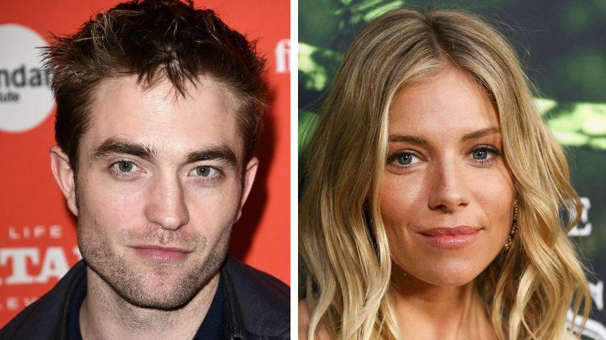 Neues Paar? Robert Pattinson übernachtet bei Sienna Miller