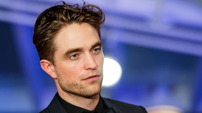 "Robert Pattinson beim ""International Film Festival"" in Marrakesch 2018"