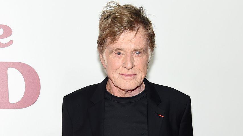 Robert Redford bei einer Filmpremiere im September 2018