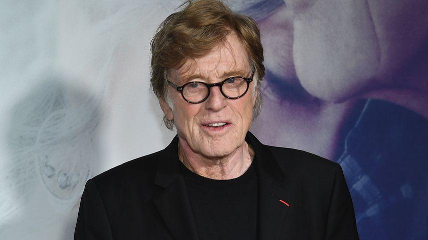 Geht Robert Redford etwa doch nicht in Schauspiel-Rente?