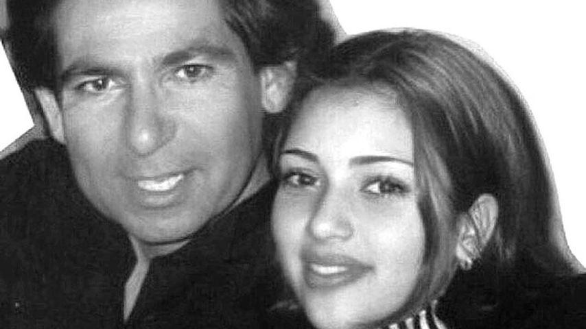 Robert und Kim Kardashian