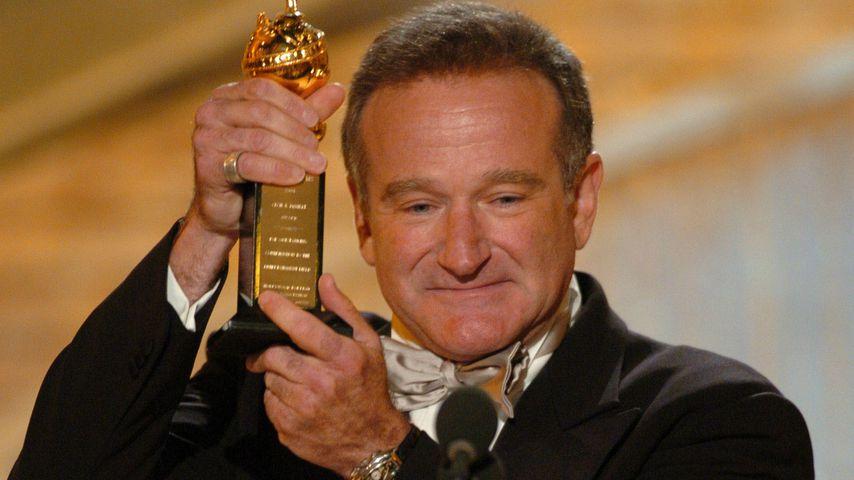 Robin Williams' Nachlass brachte 5,2 Millionen Dollar ein