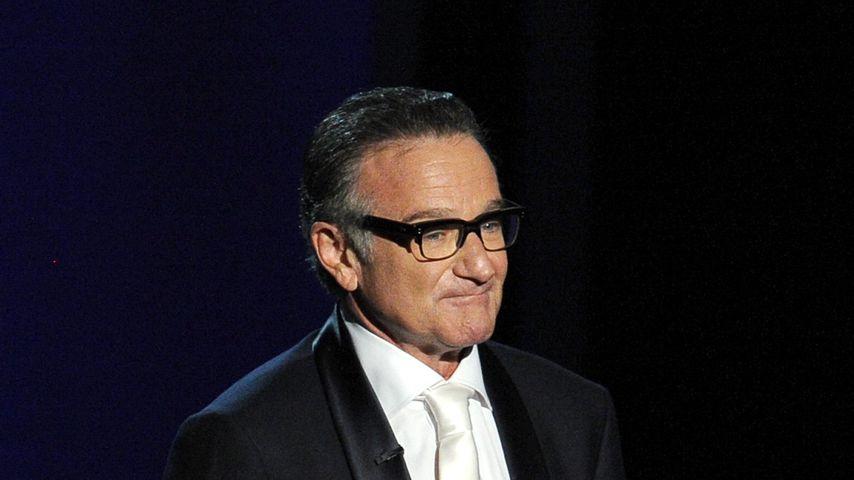 Schauspieler Robin Williams, 2013