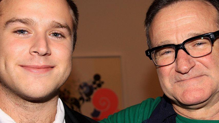 Robin Williams (✝): So sehr vermisst ihn sein Sohn