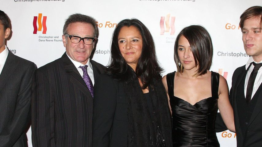 Robin Williams und Zelda Williams